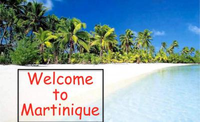 car hire in Martinique